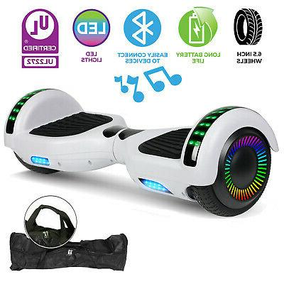 6 5 self balancing scooter hoverboard ul2272