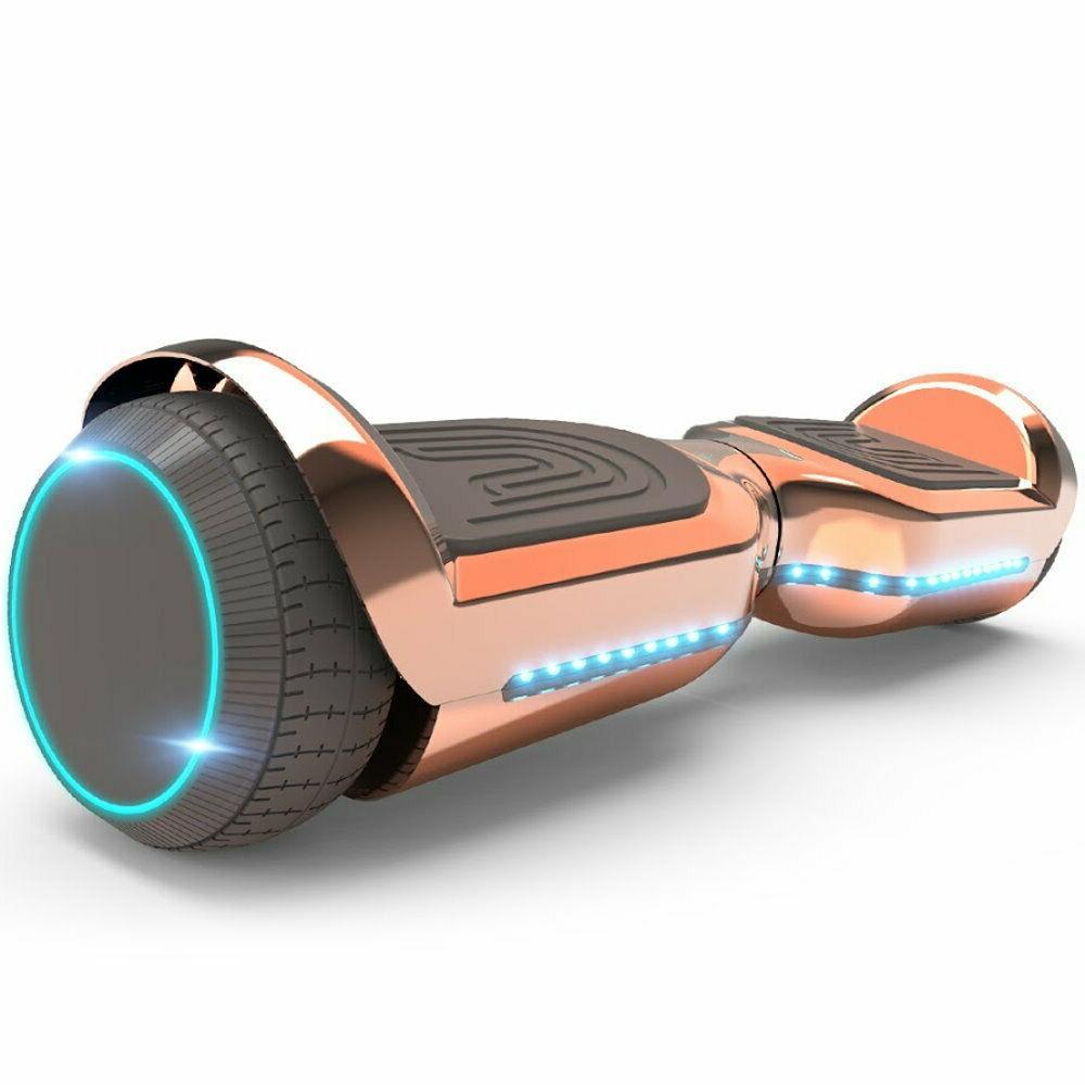 6.5'' SelfBalancing Scooter Bluetooth Speaker FLASHING WHEELS