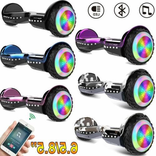 6 5 smart flash led 2 wheel