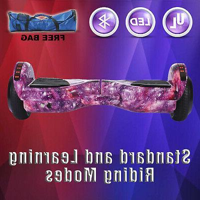 "6.5"" Two-Wheel Self Hoverboard UL 2272+Bag"