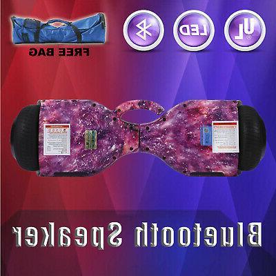 """6.5"""" Self Hoverboard Bluetooth Speaker UL 2272+Bag"""