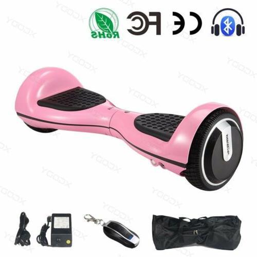 6 5 ul 2 wheel balancing scooter