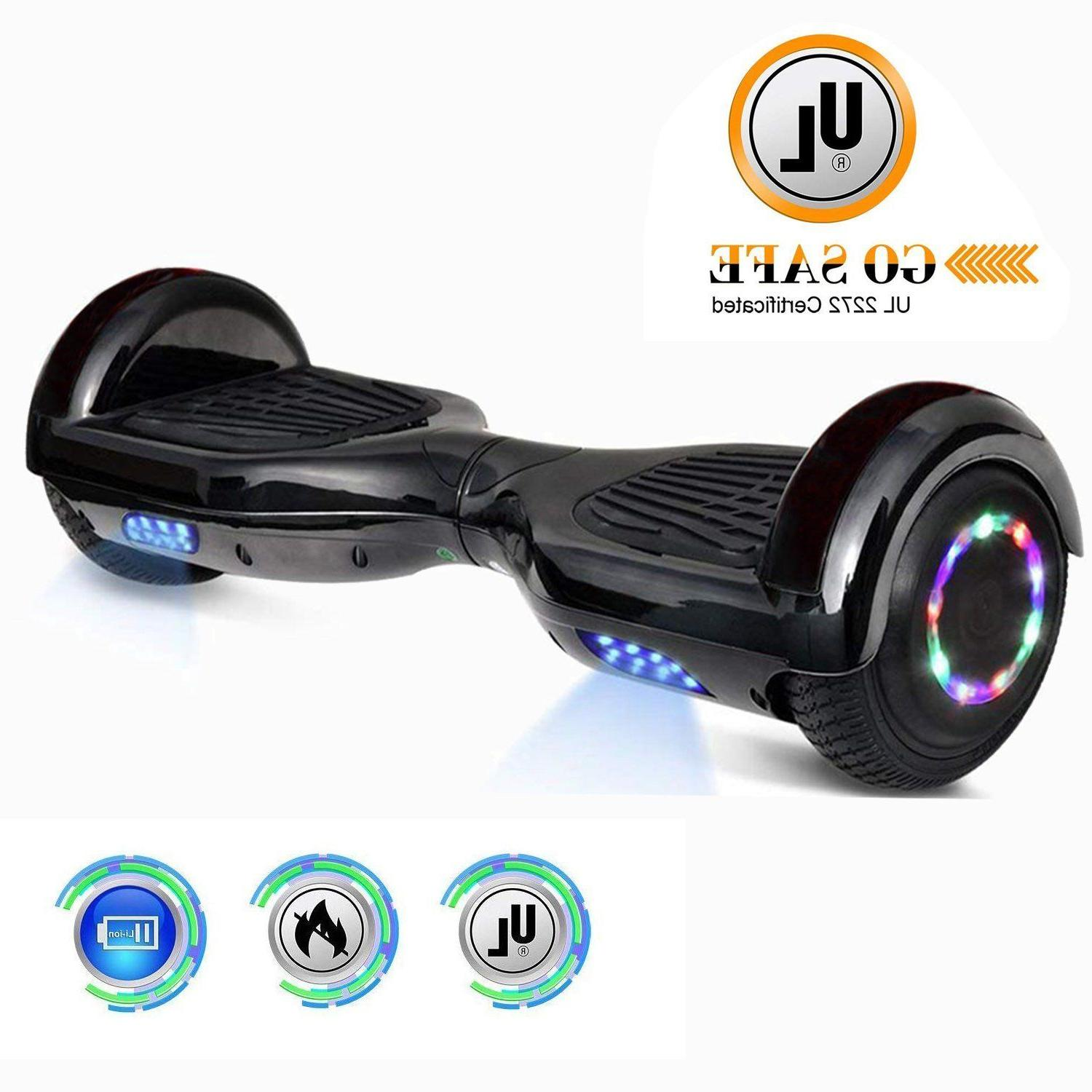 "6.5""UL Smart Scooter hoover Board LED"