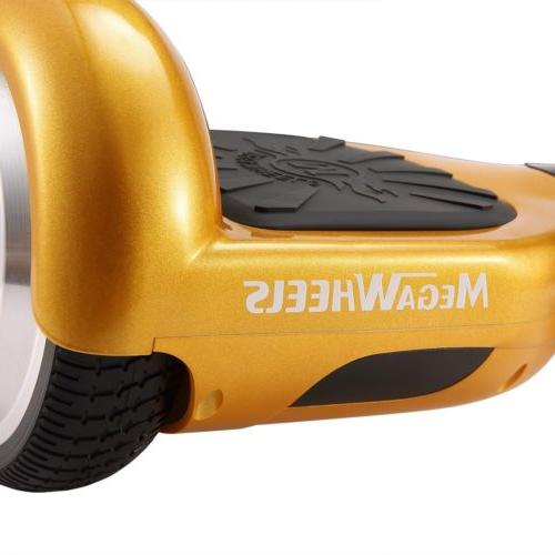 Megawheels UL Hover-Board 2 Self Scooter
