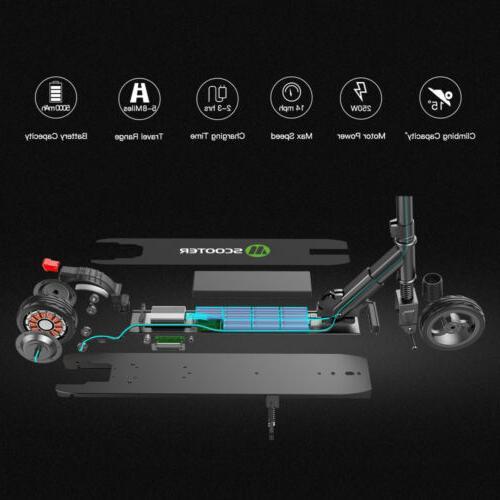 Folding Electric City Motor Ultralight