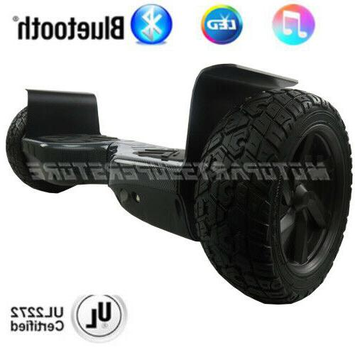 8 5 all terrain off road hoverboard