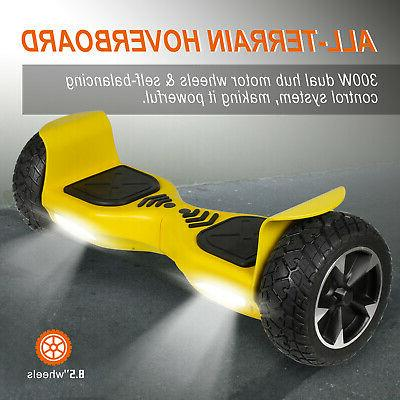 "8.5"" Hoverboard Board Electric Scooter"