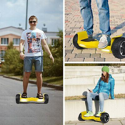 "8.5"" Hoverboard Off-Road Board Dual Electric Scooter"