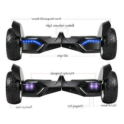 8.5'' Hoverboard Self UL noBag
