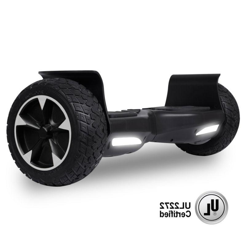 8.5'' All-Terrain Off Road Hoverboard Scooter