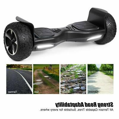 8 5 hummer hoverboard self balancing scooter