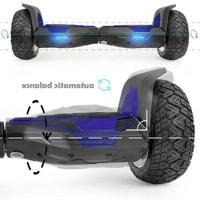 XtremepowerUS Inch X-Large Self-Balancing Hoverboard,