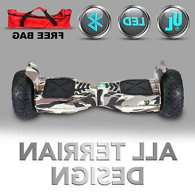 "8.5"" Hoverboard Speaker UL 2272+Bag"