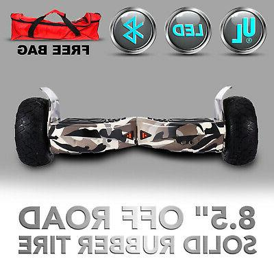 Hoverboard Bluetooth Speaker UL