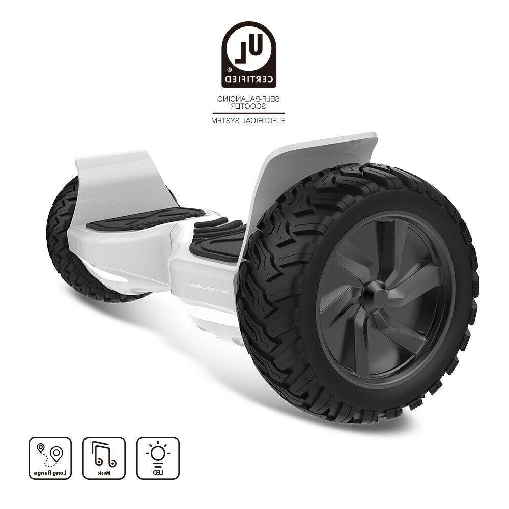 City Cruiser, Hoover UL2272 Certified Wheels