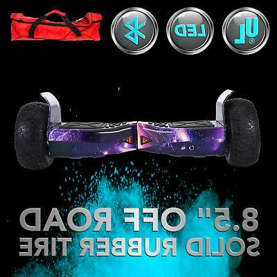 Bluetooth OFF-Road Hoverboard All Pin