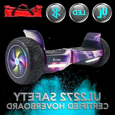 Bluetooth Hoverboard All Terrain Pin