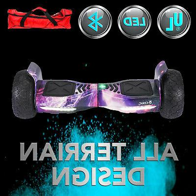 Bluetooth Hoverboard Self All