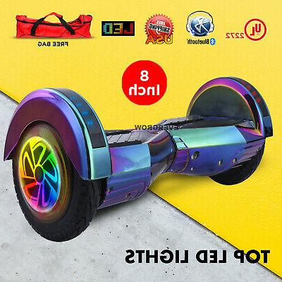 8 inch Hoverboard Bluetooth Balancing