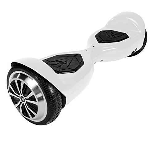 Swagtron 80668-5 T5 Entry Level Hoverboard and Young Adults; Learning