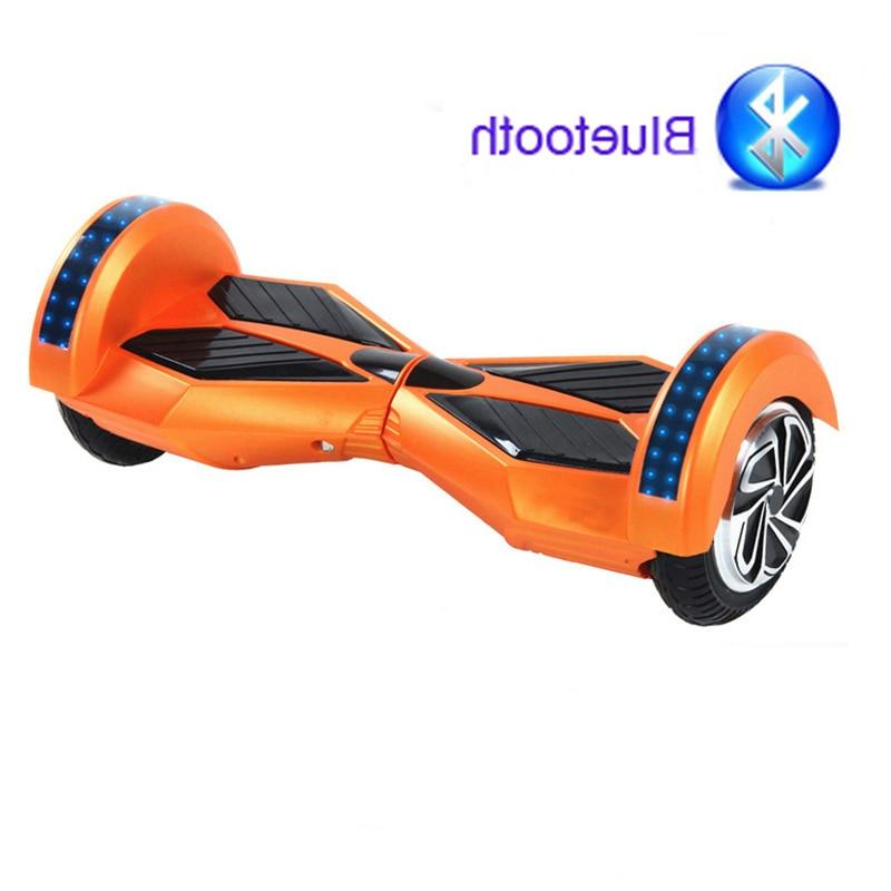 8inch Electric <font><b>scooter</b></font> hover board Two Wheels Electric <font><b>Self</b></font> <font><b>Balancing</b></font> <font><b>Scooter</b></font> Portable <font><b>scooter</b></font>