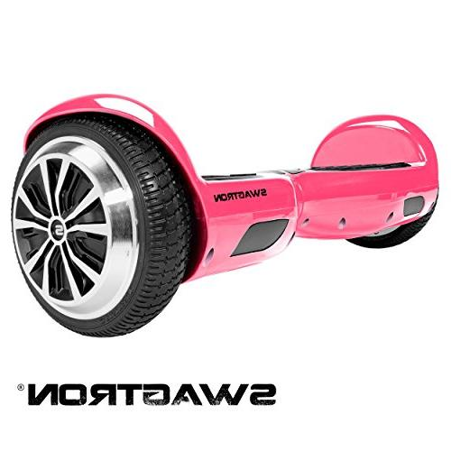 Swagtron™ - T1 Self-balancing Scooter - Pink