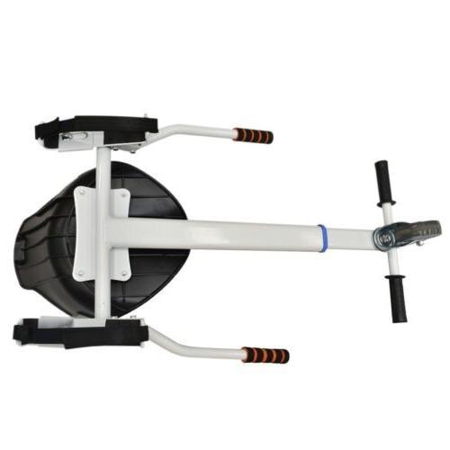 Adjustable Go Kart HoverKart for Two Wheel