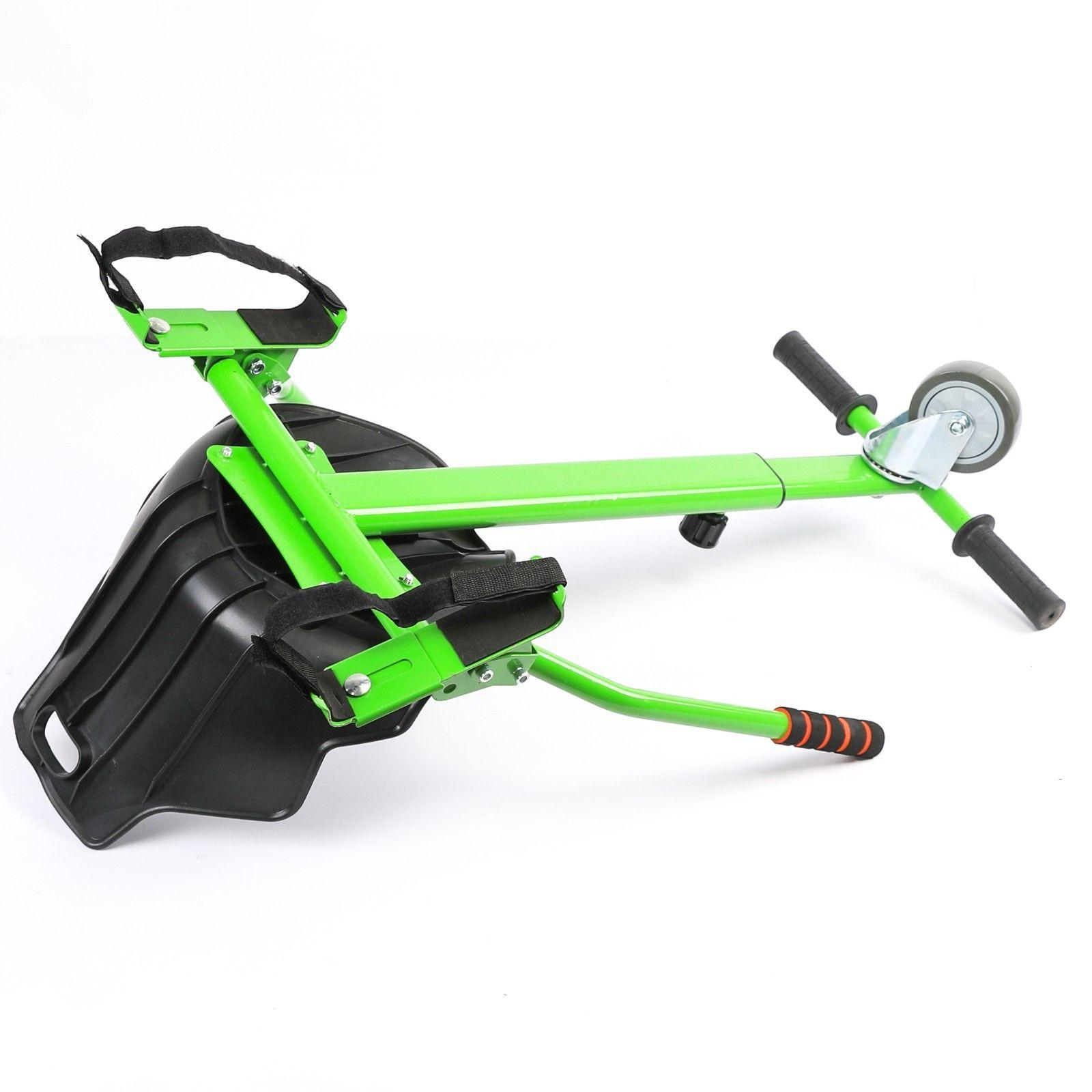 """Adjustable Seat for 6.5"""" Self Balancing Go Kart Scooter Accessories"""