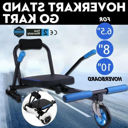adjustable hoverboard kart seat attachment holder