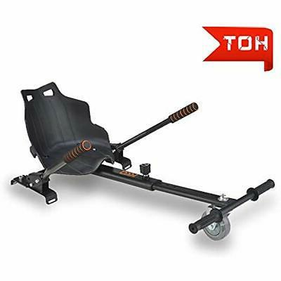 adjustable hoverkart go cart hoverboard accessories