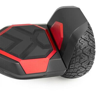 XtremepowerUS All Terrain Inch Off-Road Red
