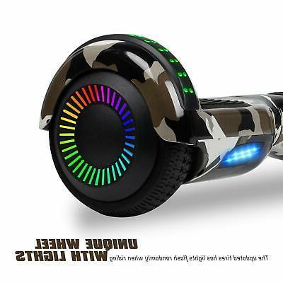 All-Terrain Bluetooth Balancing Scooter UL2272 -