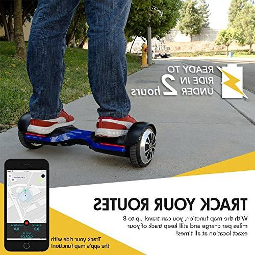 Hoverboard Wheel – Available iPhone