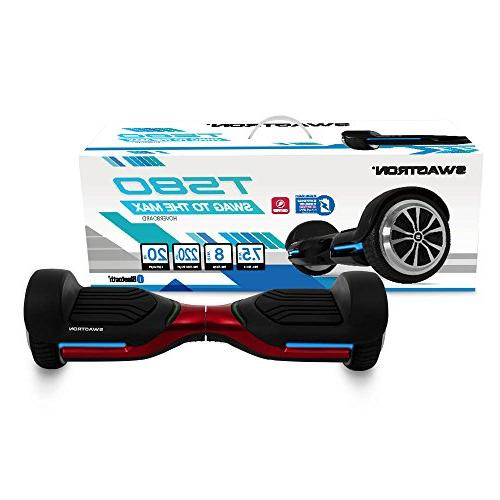 Swagtron T580 Hoverboard Wheel Available