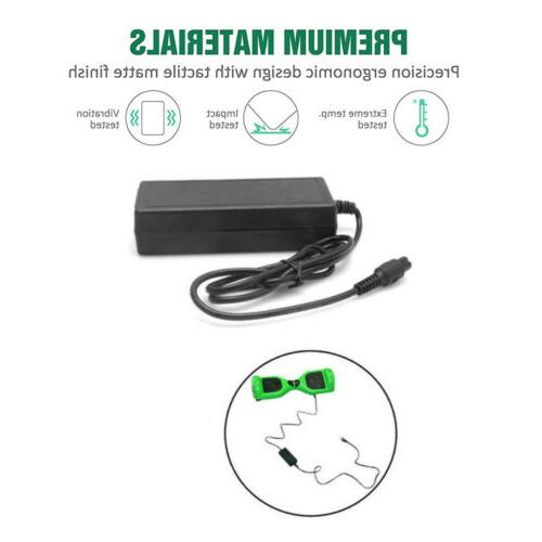 Balancing Scooter Hoverboard Adapter Charger Volt 2AMP