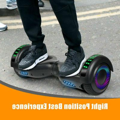 Black Bluetooth Hoverboard Bag Light Scooter UL2272