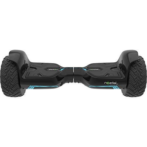 black v6 hoverboard terrain smart
