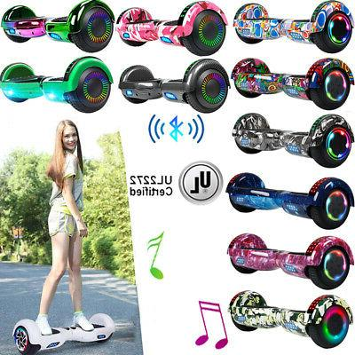 6 5 8 5 ul2272 bluetooth hoverboard