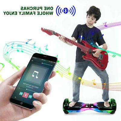 Bluetooth Hover Hoverboard Hoverheart UL Bag Colorful