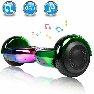 Bluetooth Hover Bag Chrome