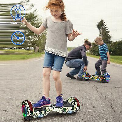 Bluetooth Megawheels Scooter UL2272 Side LED Aldut/Kid Gift