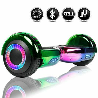 Bluetooth Hoverboard UL Scooter Hover All-Terrain