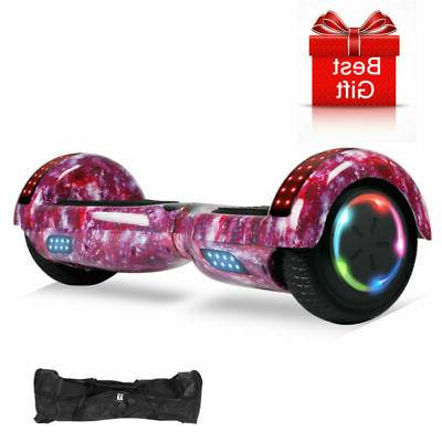 Bluetooth Swagtron UL Scooter Hover Board All-Terrain XMAS
