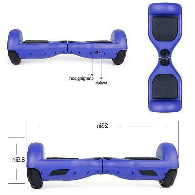 Scooter Self-Balancing Hoverboard Bluetooth Christmas