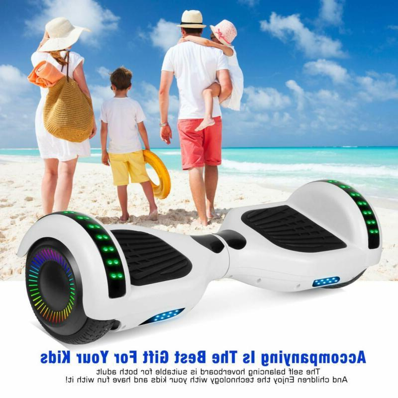 Bluetooth Swagtron Hoverboard Hoverheart UL2272 Scooter