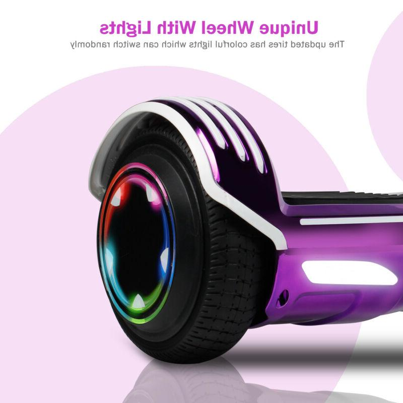 Bluetooth Swagtron Hoverheart Scooter US