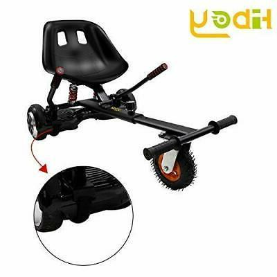 Brand New Hoverboard Kart Accessories Black 4pcs