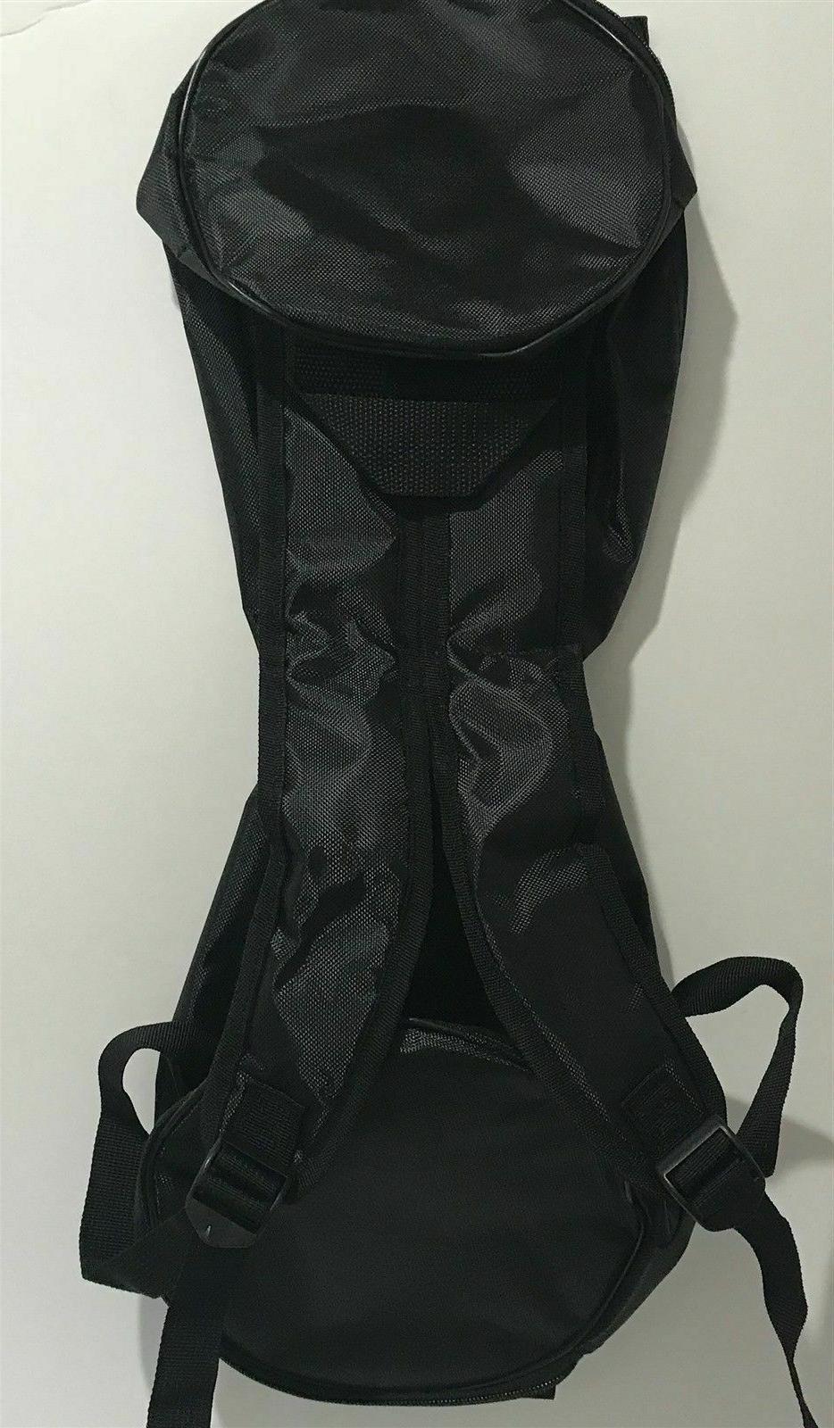 TRAVEL BAG Hoverboard Backpack Carry Case Black New