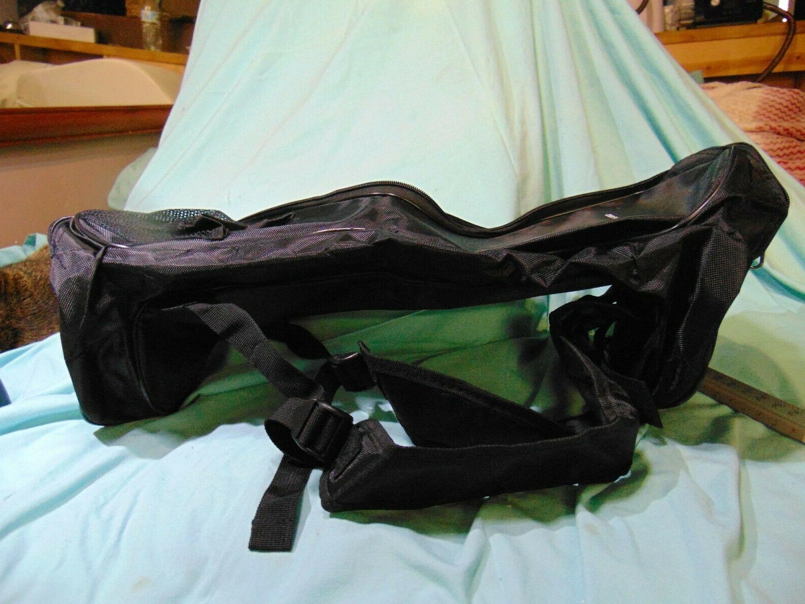 Eco Fused HOVER TRAVEL BAG Backpack Carry
