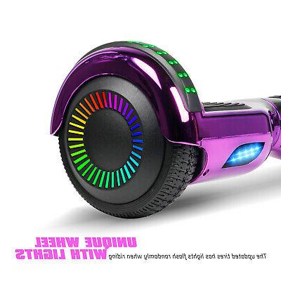 """Off Hoverboard Bluetooth Electric Self Balancing 6.5"""" Wheels no"""